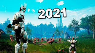 Top 20 New Free PC Games of 2021