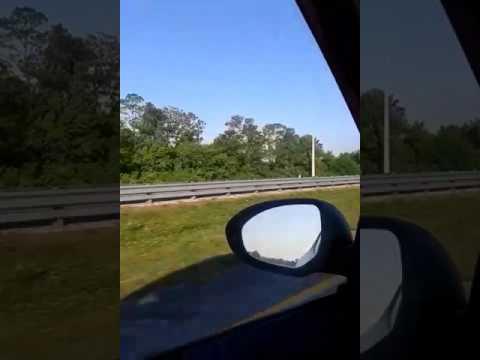 Viajando de Miami a Orlando en auto