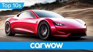 Incredible New Tesla Roadster - it