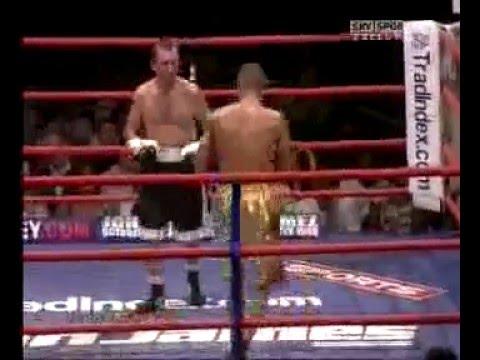 Akaash Bhatia, featherweight pro-boxer,