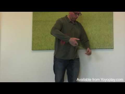 Yomega Xodus II Yoyo Demo, with yoyoing