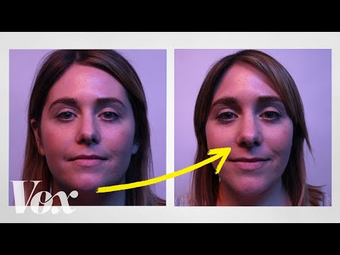 Why selfies can make your nose look bigger