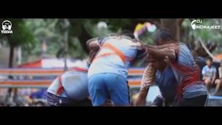 Govinda Aala Re - Tapori Style | Remix Dj Yoddha | Visual Dj InDrajeet | JBP