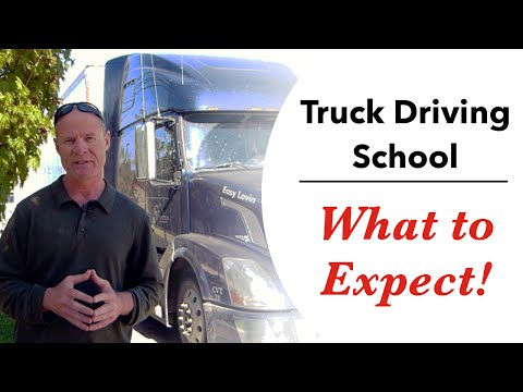 The 5 Major Components of a CDL Truck Driver Training Program