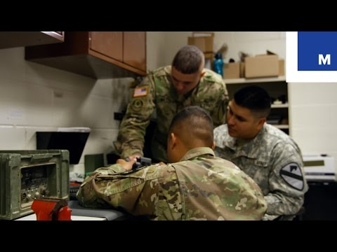 This Soldier is Strengthening Bonds and Getting the Job Done  | US Army