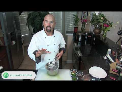 How To Cook Basic Brown Rice | Chef Dennis Berry | Healthy Cooking Videos