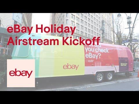 eBay | Holiday Airstream Tour 2017