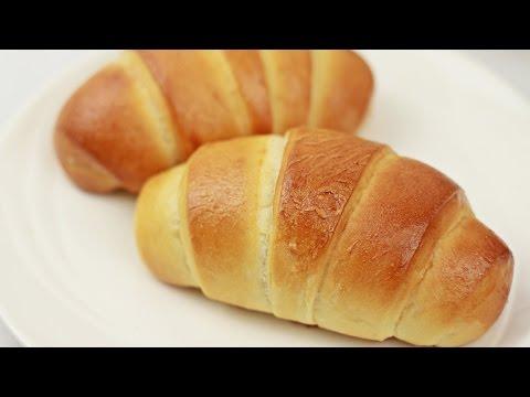 Japanese Butter Roll (Crescent Roll) - Recipe By ZaTaYaYummy