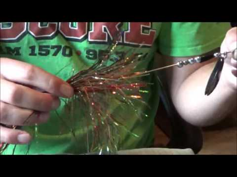 How To Make Your Own Musky Spinners