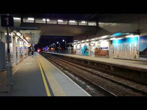 Crossrail/TfL Rail 345009 Passing Southend Airport