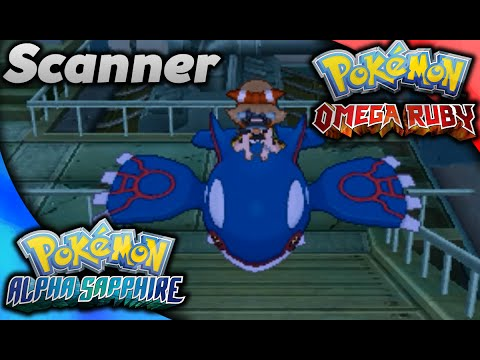 Finding the Scanner in Omega Ruby and Alpha Sapphire!