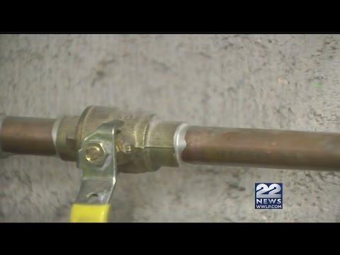 Sub-zero temperatures cause concern for bursting frozen pipes