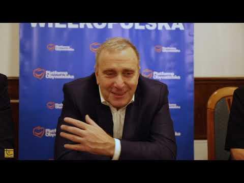 Konferencja prasowa: Grzegorz Schetyna 10.01.2020