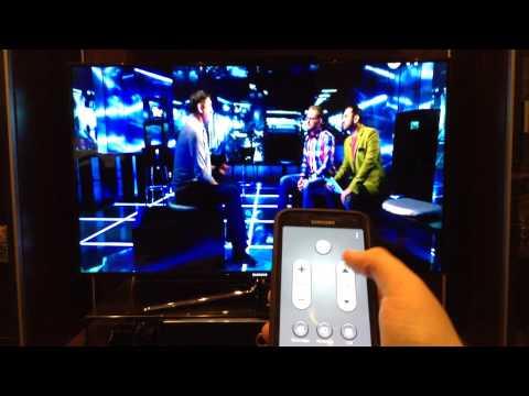 Пульт в Galaxy S5