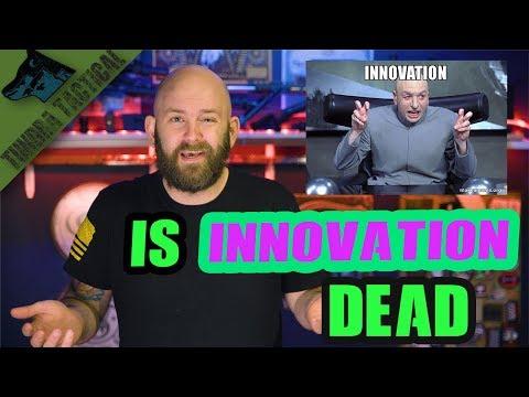 Is Innovation Dead in the Firearms Industry