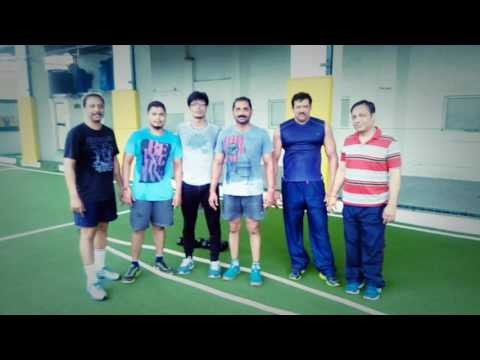 Combo Of Boot Camp, Functional, Flexibility And Agility Training. With trainer Makarand.
