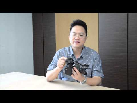 First Looks: Olympus OM-D E-M1