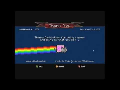 Nyan Cat - on Xbox 360