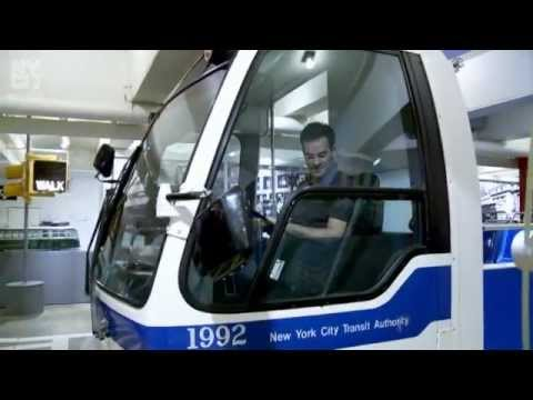 $9.99 Minute: New York Transit Museum