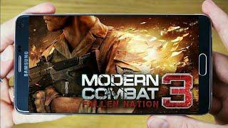 modern combat 3 mod apk