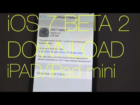 iOS 7 Beta 4 Download without UDID registration