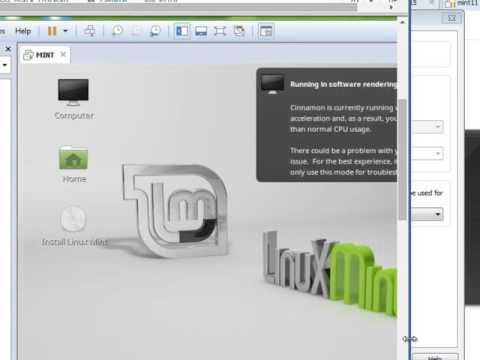 Installing and Configuring Linux Mint
