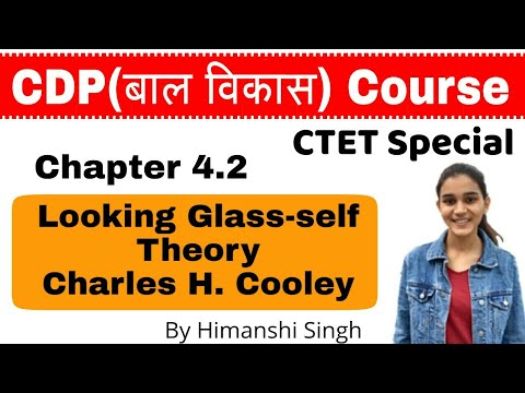 Download Looking Glass Self Theory [Hindi] | CDP Chapter-4 2