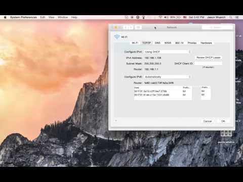 How To Open Ports On A Linksys Router Using A Mac