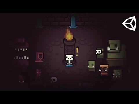 Creating a Top Down RPG [Unity Course][Udemy]