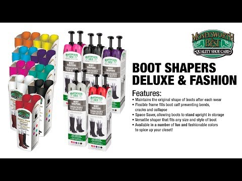 BOOT SHAPERS - MONEYSWORTH & BEST