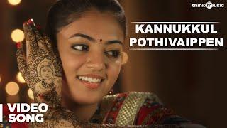 Kannukkul Pothivaippen Video Song : Thirumanam Enum Nikkah | Jai, Nazriya Nazim