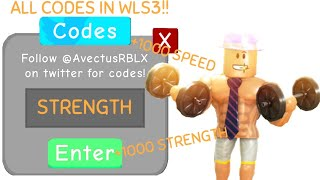 Weight lifting sim 3 codes 2018 | Roblox Promo Codes 2019 w/ Free