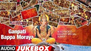 Ganpati Bappa Moraya : Bollywood Ganpati Special Songs | Audio Jukebox | T-Series