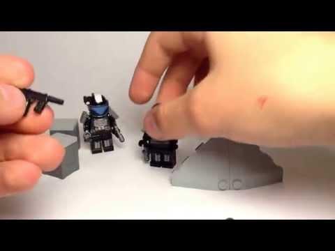 Lego halo odst costume