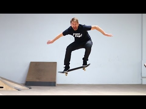 WHY CAN'T YOU OLLIE?