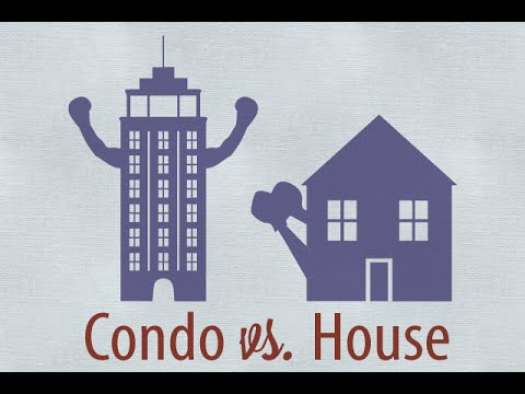 Buying a House VS a Condo in Bay Area