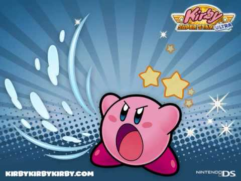 Kirby Super Star Ultra CD - 15 - Quartz Garden
