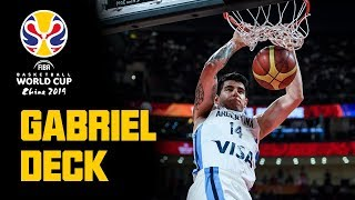 Gabriel Deck - ALL his BUCKETS from the FIBA Basketball World Cup 2019