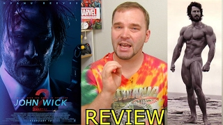 John Wick 2 Review by WAK Review