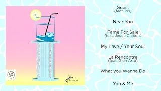 Jean Tonique - My Love / your Soul (Official Audio)