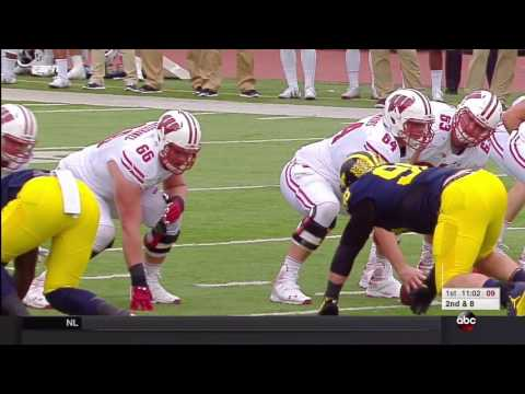 Wisconsin at Michigan Full Game Oct 1, 2016