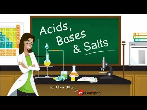 Acids  Bases and Salts: Indicators - Types of Indicators - Class 10th & NTSE - 01/05