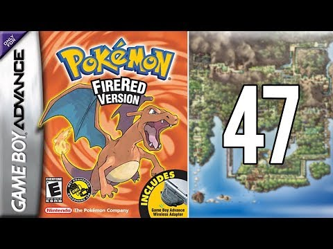 Pokémon FireRed - Episode 47: Four Island, Icefall Cave, Five Island, and the Five Isle Meadow
