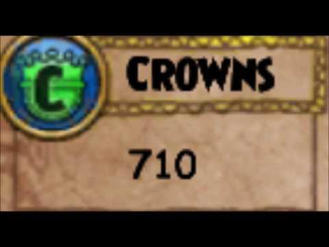 Wizard101 -Free Crowns! (Meretz)