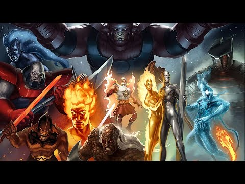 What Happened To Everyone Who Became Heralds Of Galactus?