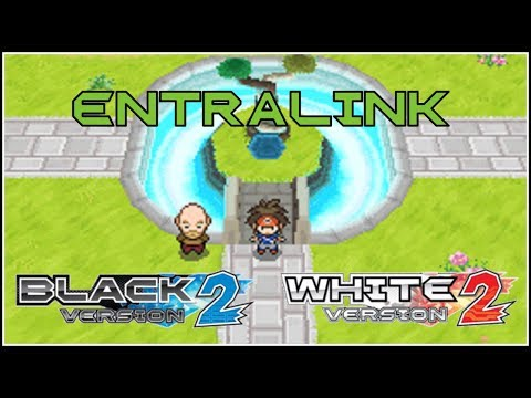 How to Level Up Pass Powers and Connect via the Entralink [Pokemon Black 2 & White 2]