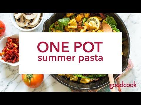 One Pot Summer Pasta