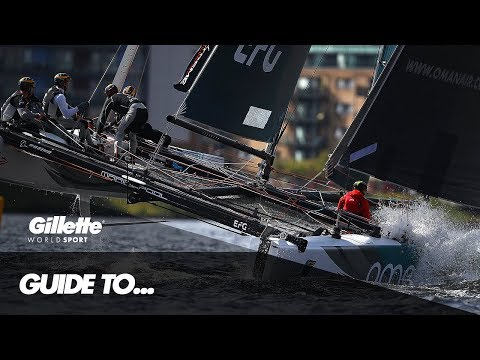 Guide to Extreme Sailing with Oman Air | Gillette World Sport