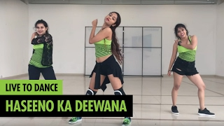 Haseeno Ka Deewana | Kaabil | Bollywood Dance Routine | Live To Dance