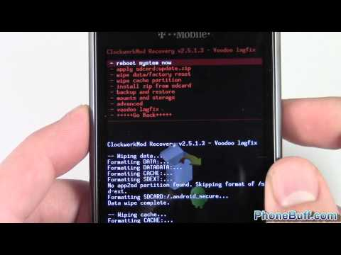 How To Flash A Custom ROM (for Android)